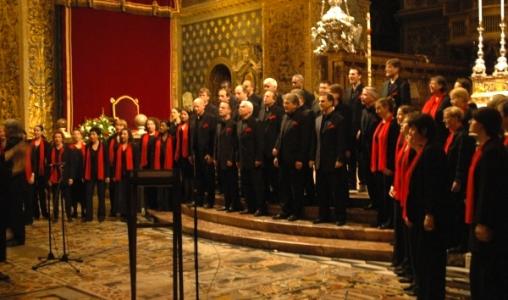 Voices à Malte