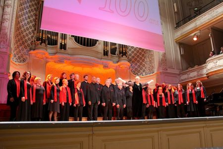 Voices at the Salle Gaveau