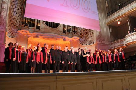 Voices à la Salle Gaveau