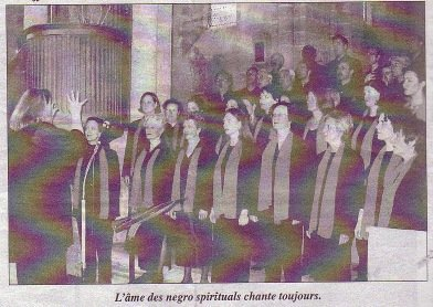 Spirituals: la voix et l'esprit