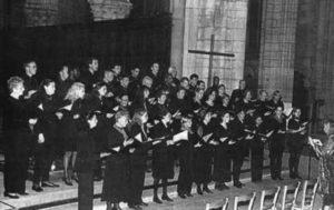 Un beau concert de negro spirituals à la cathédrale