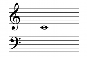 Treble Clef Note Memory: C->B (no sounds)