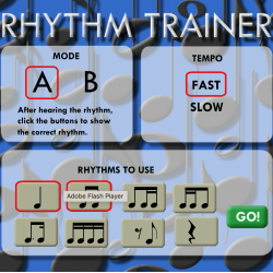 The Rhythm Trainer